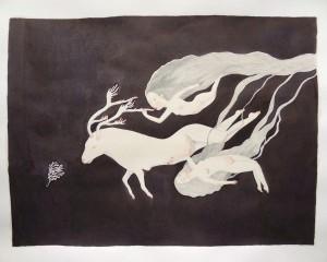 'Le Mouvement des Rivières'