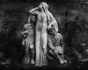 'Notre Mère de la Guerre'